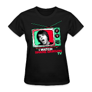 T-Shirts ~ Women's T-Shirt ~ I Watch Shane Dawson TV