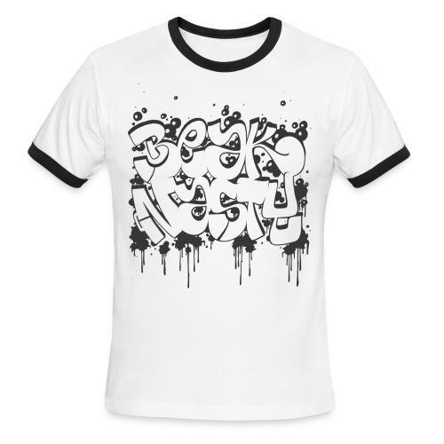 Tag Tee 2 - Men's Ringer T-Shirt