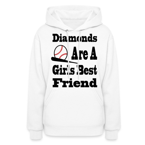 Diamonds - Women's Hoodie