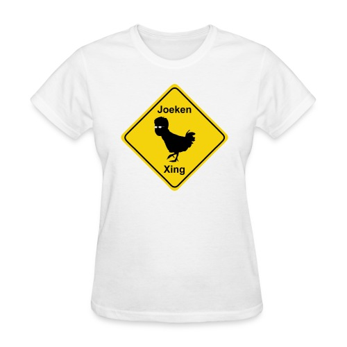 Joekin Crossing T-Shirt - Women - Women's T-Shirt