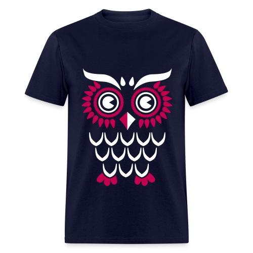 Ornate Owl - Men's T-Shirt