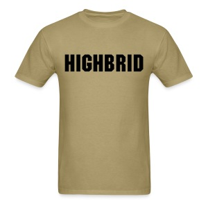 HIGH BRID TEE - Men's T-Shirt