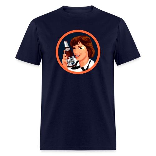 Hassy Girl - Men's T-Shirt