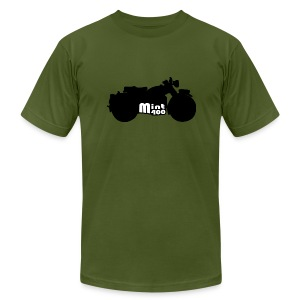 MInt 400 - Men's T-Shirt by American Apparel