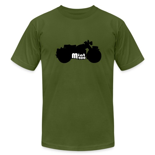 MInt 400 - Men's Fine Jersey T-Shirt