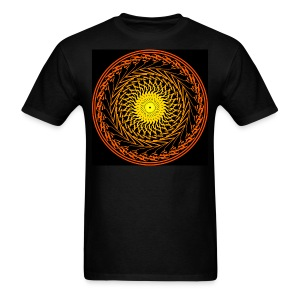 Optical 2 - Men's T-Shirt