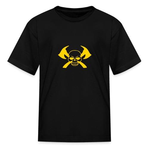 Kids' T-Shirt - kid's skull shirt