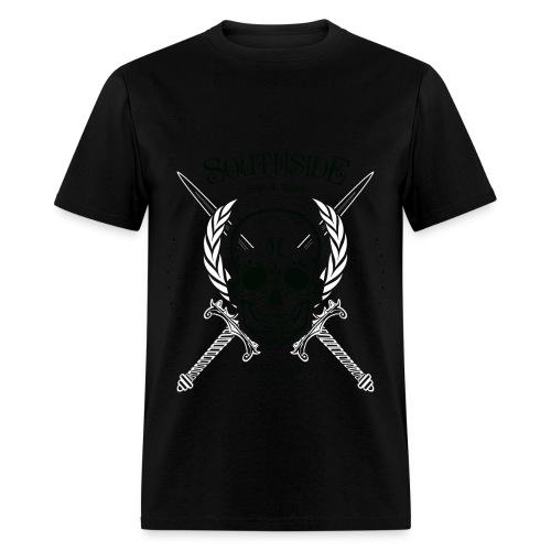 Men's T-Shirt - skull & sword shirt