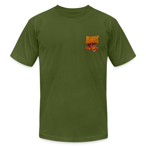 newbluudyorg - Men's Fine Jersey T-Shirt