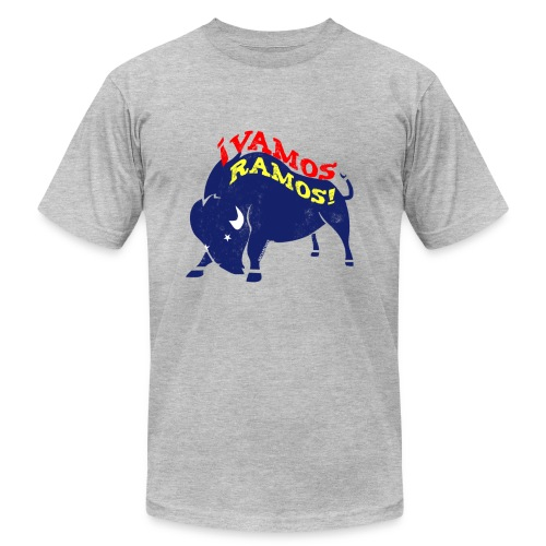 Vamos Ramos - Men's AA T - Men's Fine Jersey T-Shirt
