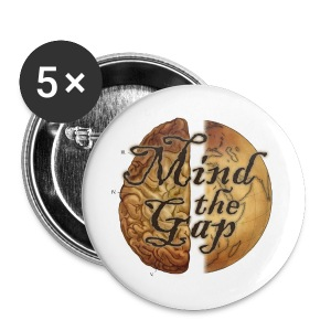5-pack of Buttons - Large Buttons