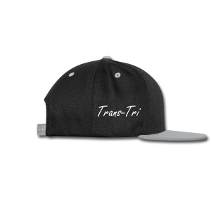 Trans Tri - Snap-back Baseball Cap