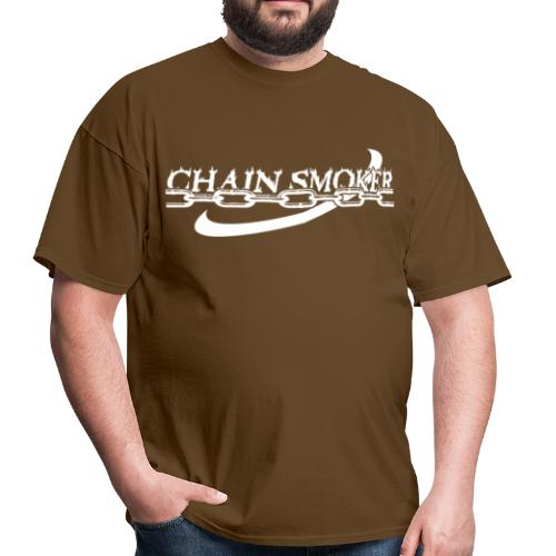 Chain Smoker Men's Disc Golf Shirt  - Men's T-Shirt