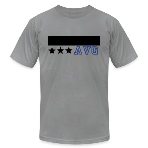 3 STAR AVG - Juszsmoove Edition - Men's Fine Jersey T-Shirt