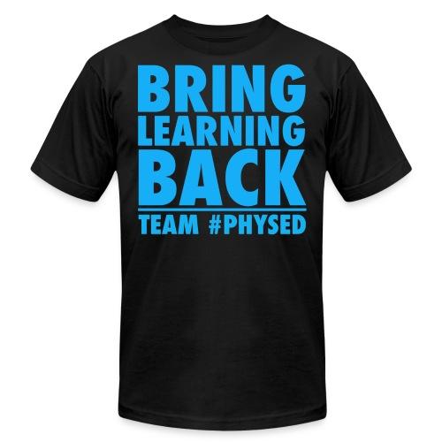 Bring Learning Back (Men's) - Men's Fine Jersey T-Shirt