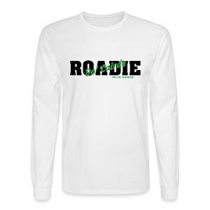 Do Cairde Roadie LS T-Shirt - Mens White - Men's Long Sleeve T-Shirt