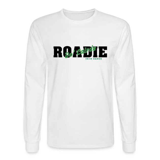 Do Cairde Roadie LS T-Shirt - Mens White