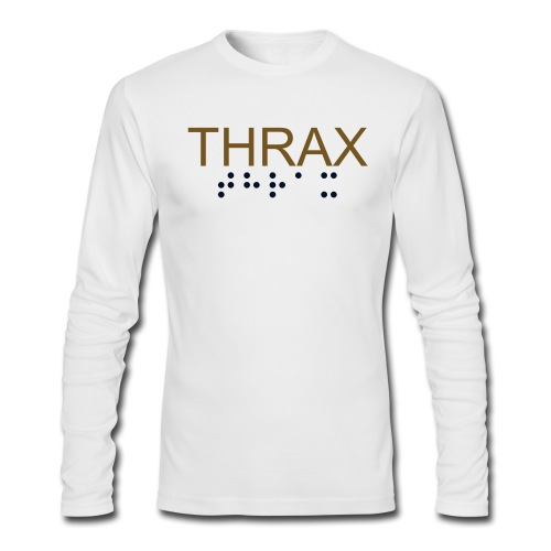 Thrax Braile - Men's Long Sleeve T-Shirt by Next Level