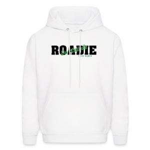 Do Cairde Roadie Hoodie - Mens White - Men's Hoodie