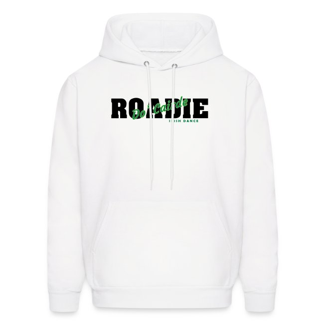 Do Cairde Roadie Hoodie - Mens White