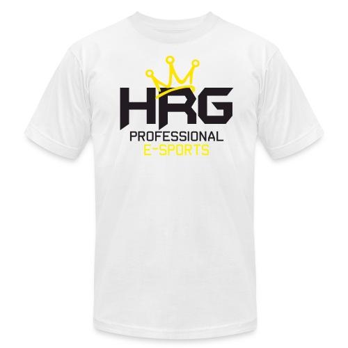 HRG White - Men's  Jersey T-Shirt