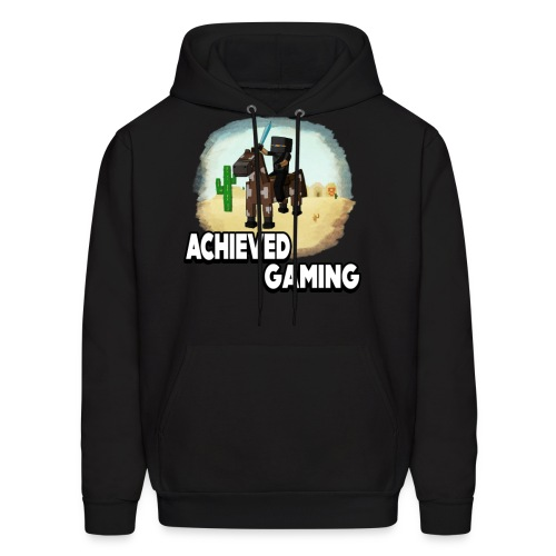 Men's & Women's Hoodie | How To Ride A Horse In Minecraft  - Men's Hoodie