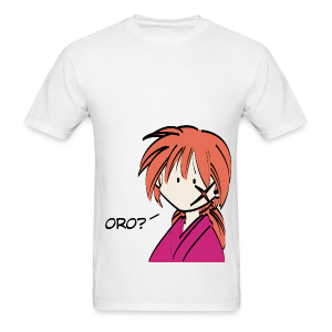 Kenshin oro ♂ - Men's T-Shirt