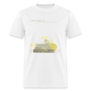 Northern Lights T-Shirt - Standard - White - Men's T-Shirt