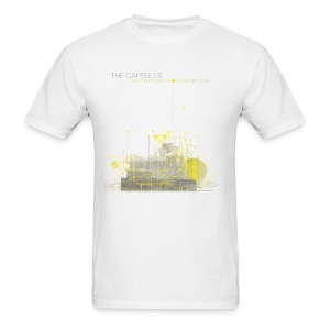 Northern Lights T-Shirt - Standard - White - Men's T-Shirt