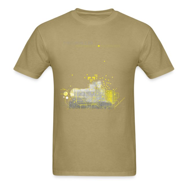 Northern Lights T-Shirt - Standard - Khaki