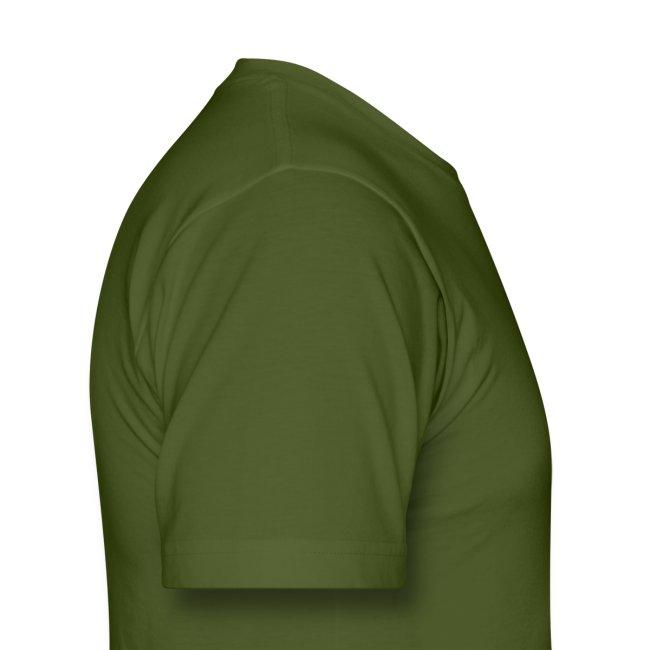 Spiral T-Shirt - AA - Olive