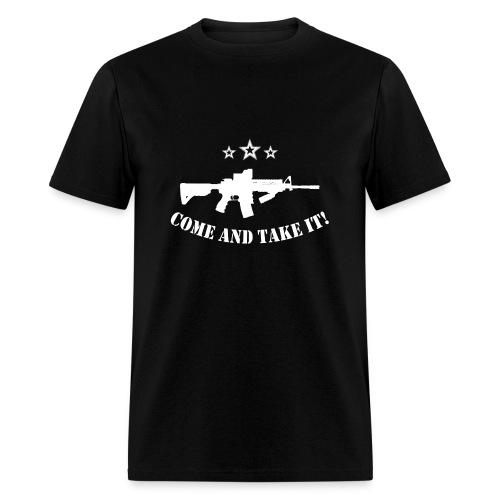 Gun Control t - Men's T-Shirt