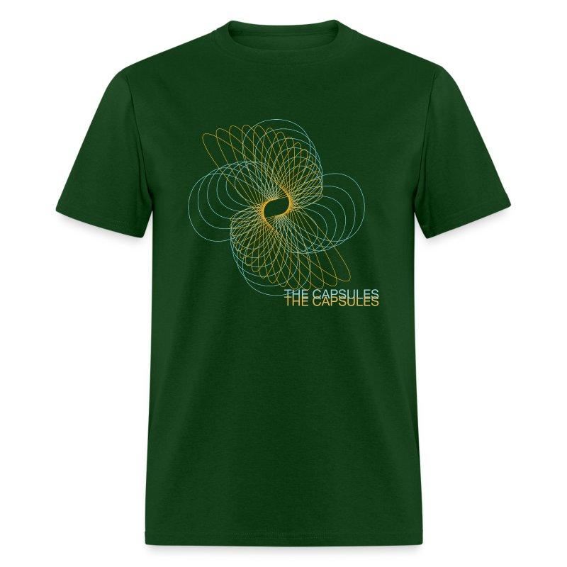 Spiral T-Shirt - Standard - Forest Green - Men's T-Shirt