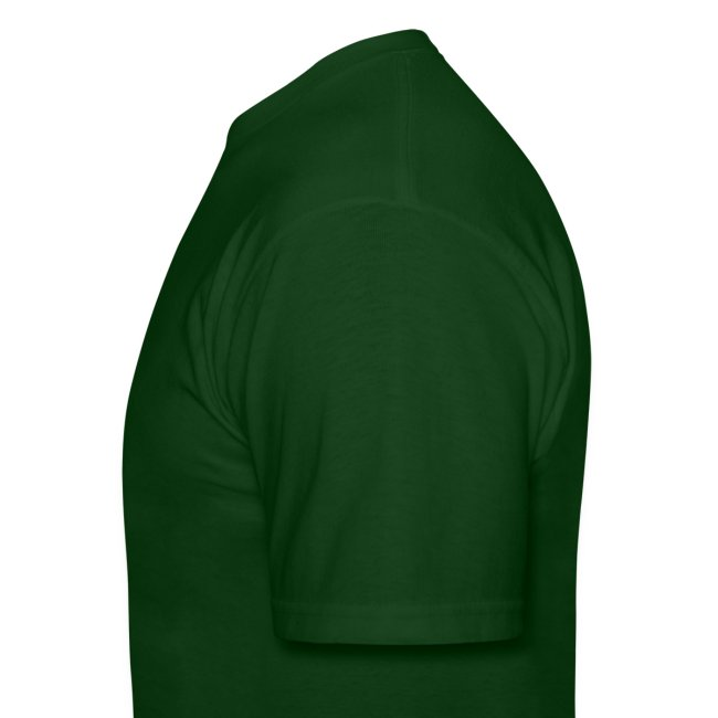 Spiral T-Shirt - Standard - Forest Green
