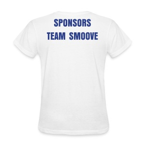 AVG #TeamSmoove - Women's T-Shirt