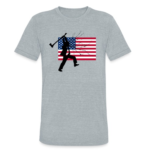 American Psycho - Unisex Tri-Blend T-Shirt