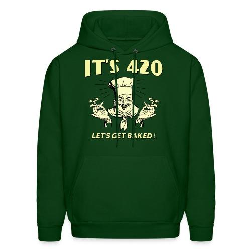 IT'S 420 - Men's Hoodie