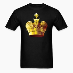 Golden Crown T-Shirts