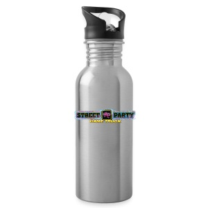 Street Party Game Truck Water Bottle  - Water Bottle