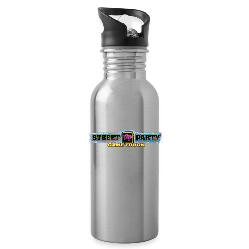 Street Party Game Truck Water Bottle  - Water Bottle