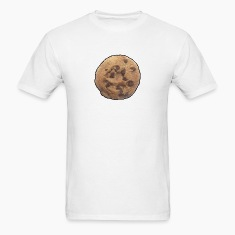 Cookie - Chocolate Chip - Snack - Food - Sweet T-Shirts