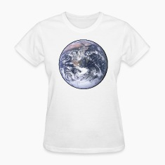 Earth - Planet - The World - Mother Earth Women's T-Shirts