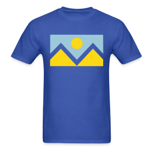 Denver Flag - Nugs - Mens - Men's T-Shirt