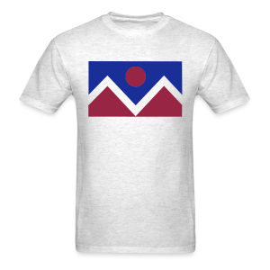 Denver Flag - Avs - Mens - Men's T-Shirt