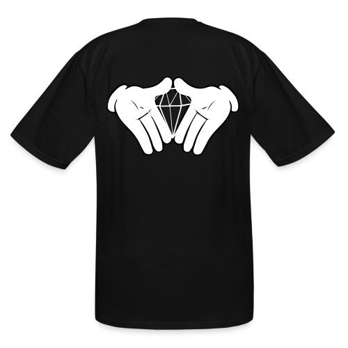 Diamond Life Tall  - Men's Tall T-Shirt