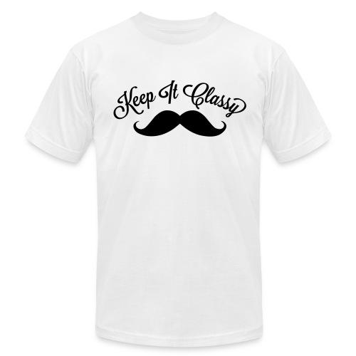 Keep it Classy (Male)  - Men's Fine Jersey T-Shirt
