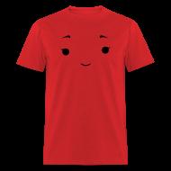 T-Shirts ~ Men's T-Shirt ~ Men's Red Umbrella