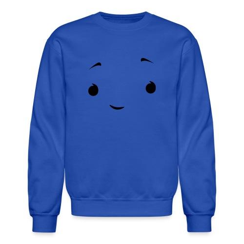 Blue Umbrella Crewneck - Crewneck Sweatshirt