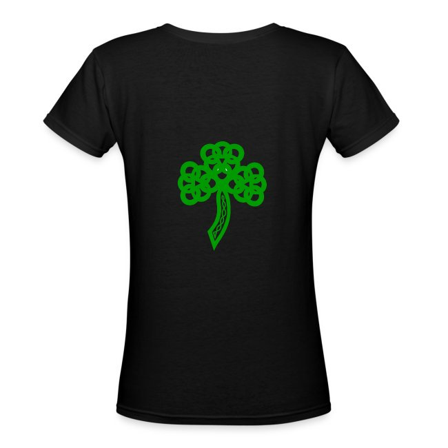 Do Cairde Let's Do It SS T-Shirt - Womens V Neck