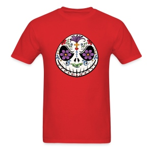 Sugar Skellington - Men's T-Shirt
